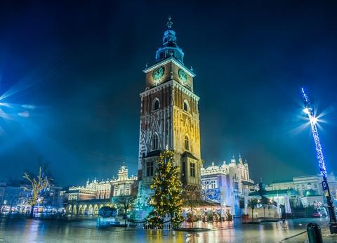 Week end Marchés de Noël à Cracovie 4* - 1