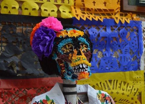 Circuit Mexique Spécial Dia De Los Muertos - 1