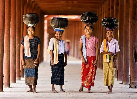 Circuit Découverte du Myanmar + Extension dans l'État Karen et au Rocher d'Or - 1