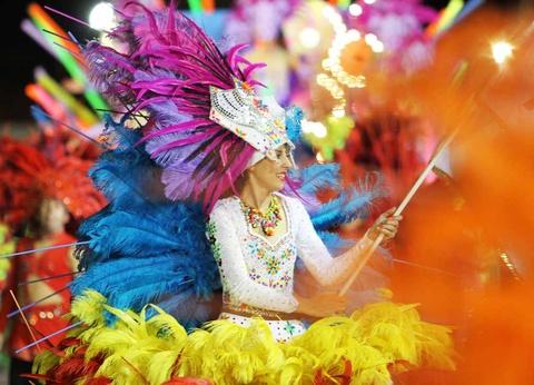 Circuit Carnaval de Madère - 1