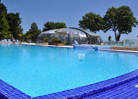 Airotel Camping Les Raguenes Plage 4* - 1