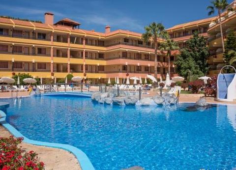Hôtel Hovima Jardin Caleta 3* - 1