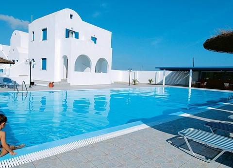 Hôtel Blue Bay Villa 4 clés - Arrivée Athènes - 1