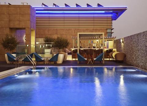 Hôtel Novotel Bur Dubai 4* - 1