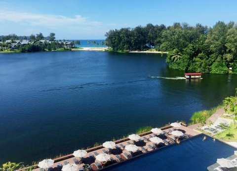 Hôtel Cassia Phuket Bangtao Beach 4* - 1