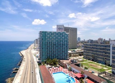 Hôtel Iberostar Habana Riviera 4* - 1