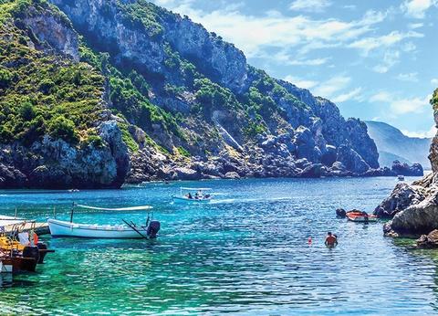 Le Grand Tour de Grèce - 1