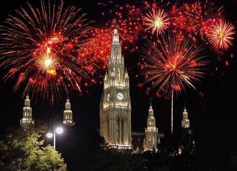 Réveillon à Vienne avec soirée du Nouvel An à l'Hôtel de Ville - Hôtel Roomz 4* - 1
