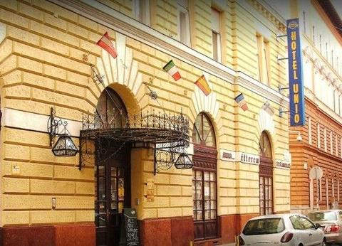 Hôtel Unio 3* - 1