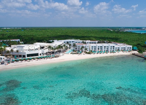 Hôtel Sunscape Akumal Beach Resort & Spa 4* - 1