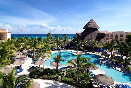 Sandos Playacar Beach Resort 5* - 1