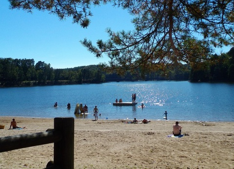 Camping du Lac 3* - 1