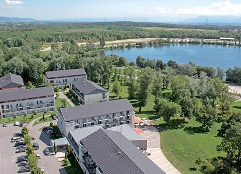 Hôtel-Résidence & Spa La Villa du Lac 3* - 1
