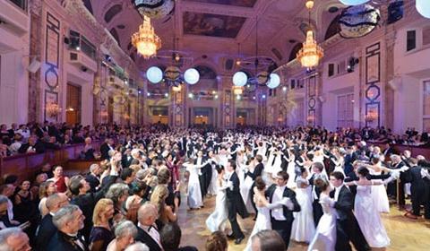 Nouvel An à Vienne 4* - 1