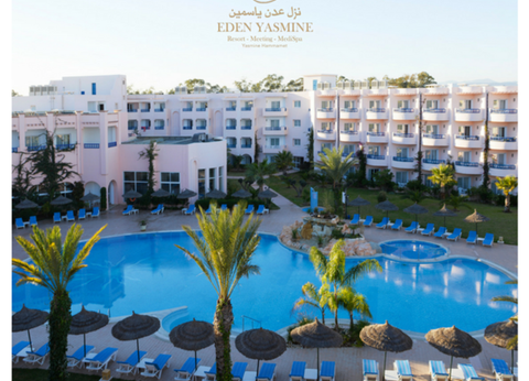 Hôtel Eden Yasmine Hammamet 4* - 1
