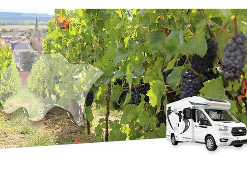 Road Trip en Camping-car Profilé : Sur Les Routes Du Champagne - 1