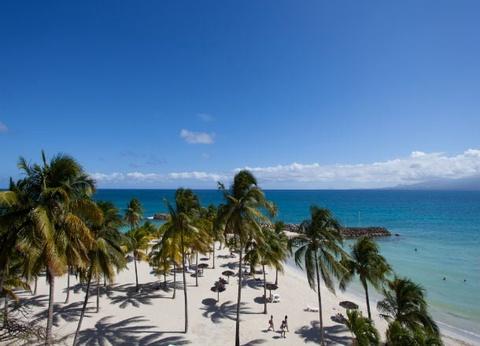 Duo Caraibes Guadeloupe Martinique :  Karibéa Camélia 2* et   Karibéa Beach appartement  3* - 1
