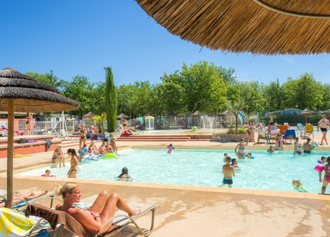 Lagorce -Camping Domaine de Chaussy 5* - 1