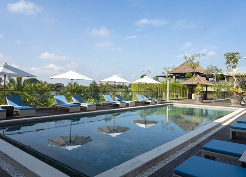 Combiné Sthala Ubud 5* & Courtyard by Marriott Nusa Dua 5* - 1