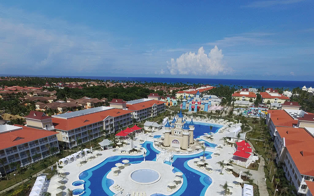 Hôtel Luxury Bahia Principe Fantasia 5* - 1