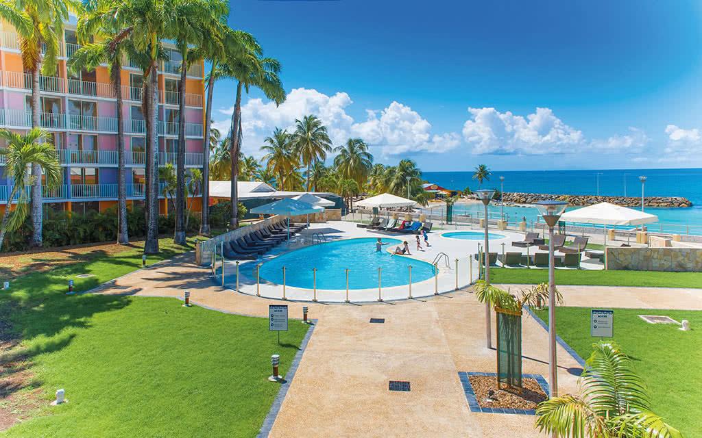 Combiné Hôtel Karibéa Amyris 3* et Hôtel Karibéa Le Salako 3* - 1