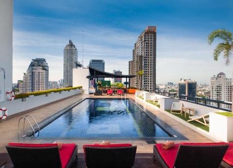 Combiné 10 nuits Bangkok Hôtel Furama Sillom 4* & Phuket Hôtel Kata Avista 4* - 1
