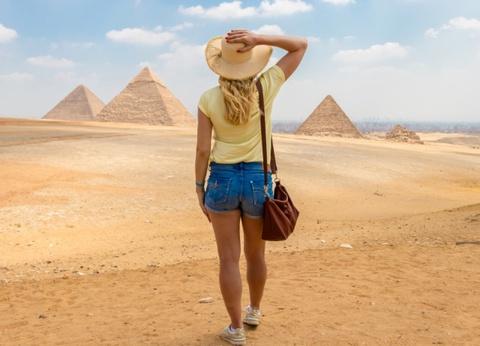 Combiné Des Pyramides à la Mer Rouge 5* avec visites - 1