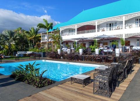 Hôtel Blue Margouillat Seaview Hotel 4* - 1