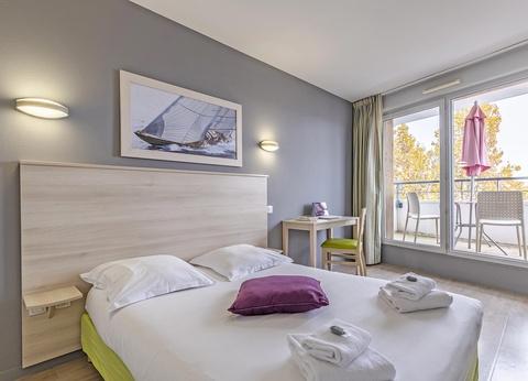 Apart'hôtel L'Escale Marine 3* - 1