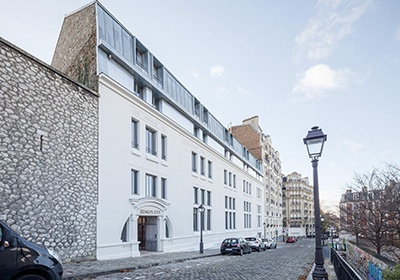 Appart'hôtel Montmartre - 1