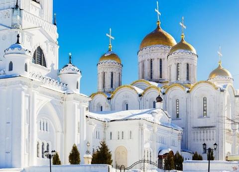 Circuit Saint Pétersbourg, Moscou et les Cités Princières - 1