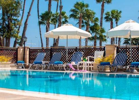 Hôtel Kapetanios Limassol Hotel *** - 1