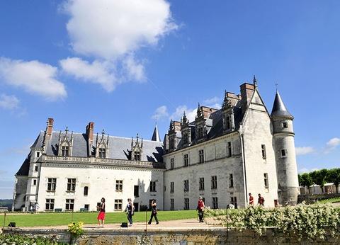 VVF Club Intense Les Châteaux de la Loire 3* en demi-pension - 1
