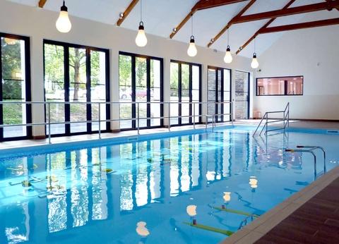 Fitness, détente et spa près d'Angers 4* - 1