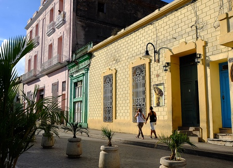 Circuit Hasta siempre Cuba ! - 1