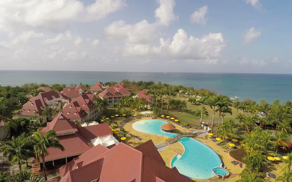 Combiné Pierre & Vacances : Guadeloupe / Martinique (Studio 2 personnes) 10 Nuits - Offre spéciale Noces - 1