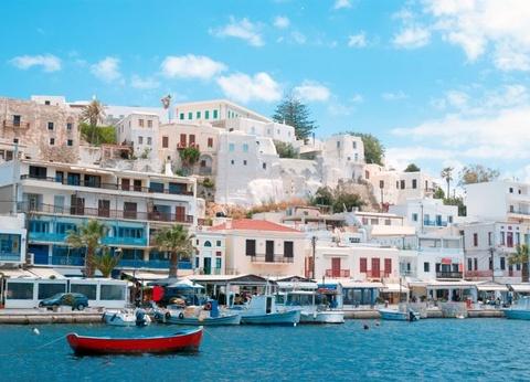 Combiné Iles Mykonos-Naxos - 1
