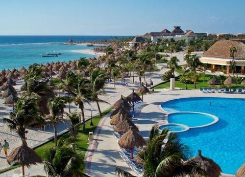 Hôtel Gran Bahia Principe Resort 5*, partie logement Coba - 1