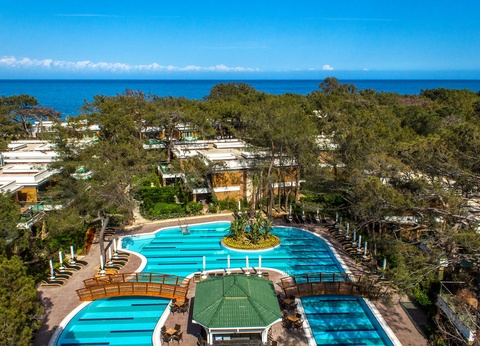 Nirvana Lagoon Villas Suites & Spa 5* - 1