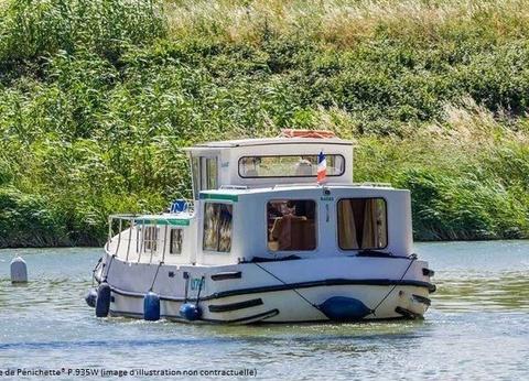 Canal de Nantes à Brest en bateau sans permis : Au coeur du Morbihan - 1