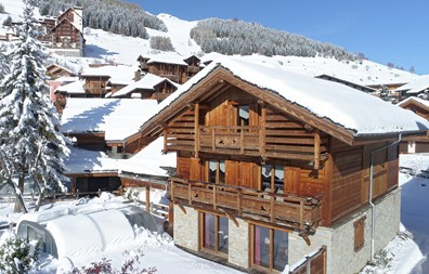Chalet Le Loup Lodge - 1