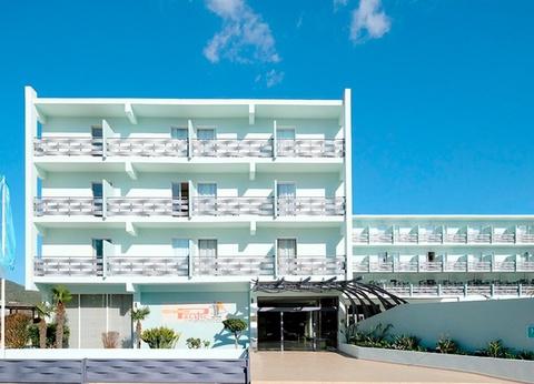 Hôtel Azuline Pacific 3* - 1