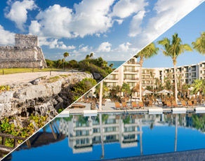 Circuit Le Yucatan Autrement & Extension Club Coralia BlueBay Grand Esmeralda 5* - 1
