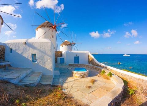 Périples dans les Cyclades - Mykonos et Paros en 4* - Arrivée Athènes - 1