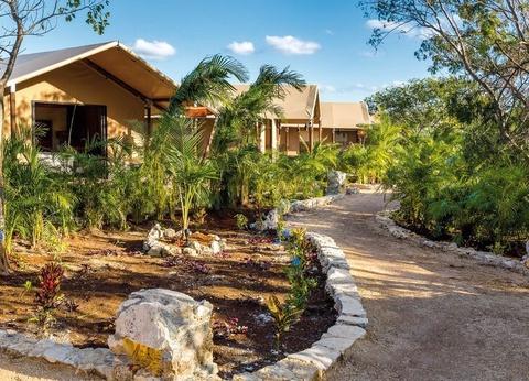 Serenity Eco Luxury Tented Camp - 0* - 1