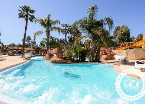 Camping Maeva Les Palmiers 4* - 1