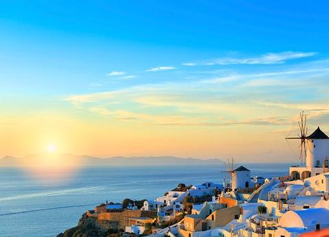 Les Cyclades, Magie des îles grecques - 1