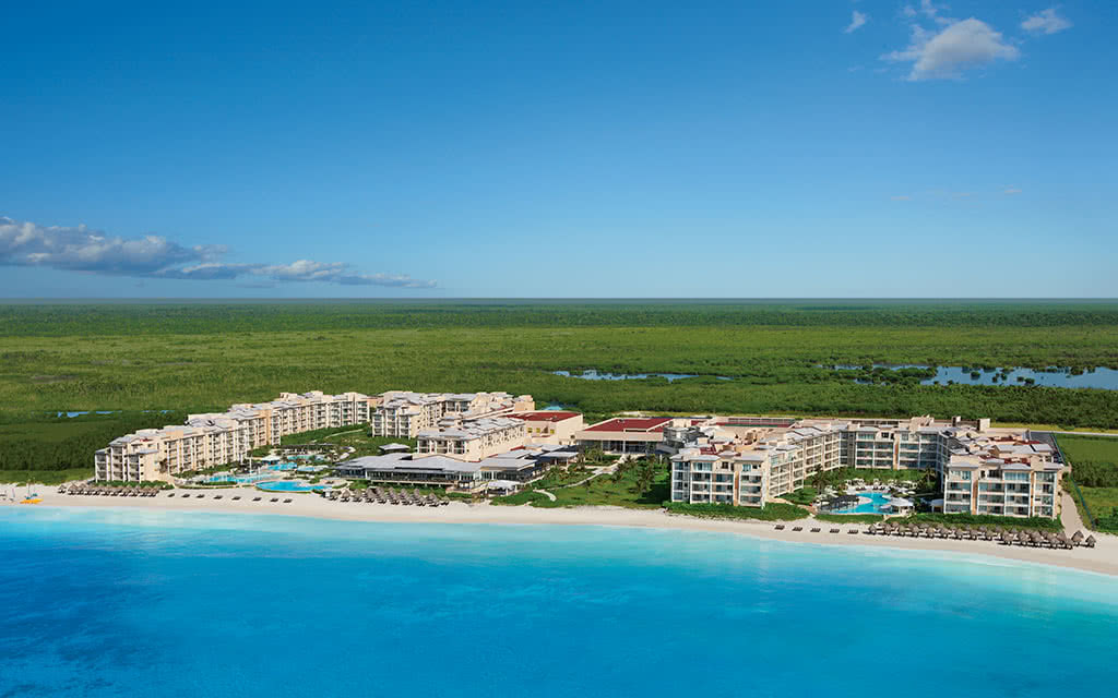 Hôtel Now Jade Riviera Cancun 5* - 1