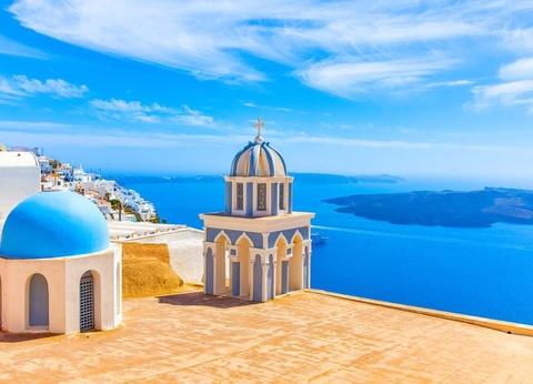 Périple dans les Cyclades depuis Santorin - Santorin, Amorgos et Paros en 3* - 1