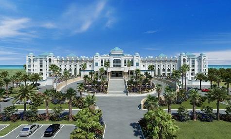 Hôtel Concorde Green Park Palace 5* - 1